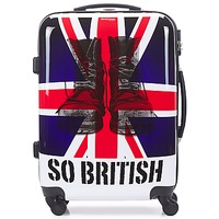 Bolsos Valise Rigide David Jones UNION JACK 53L Multicolor
