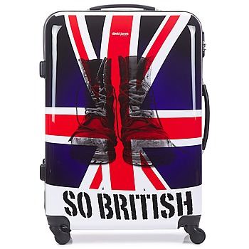 Bolsos Valise Rigide David Jones UNION JACK 83L Multicolor