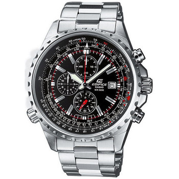 Relojes & Joyas Hombre Relojes analógicos Casio EF-527D-1AVEF, Quartz, 46mm, 10ATM Plata