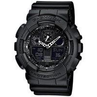 Relojes & Joyas Hombre Relojes analógicos Casio GA-100-1A1ER, Quartz, 51mm, 20ATM Negro
