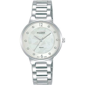 Relojes & Joyas Mujer Relojes analógicos Pulsar PH8511X1, Quartz, 30mm, 5ATM Plata