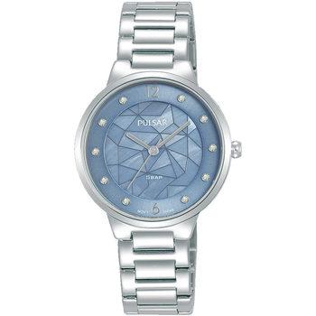 Relojes & Joyas Mujer Relojes analógicos Pulsar PH8513X1, Quartz, 30mm, 5ATM Plata