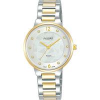 Relojes & Joyas Mujer Relojes analógicos Pulsar PH8514X1, Quartz, 30mm, 5ATM Oro