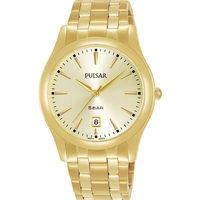Relojes & Joyas Hombre Relojes analógicos Pulsar PG8316X1, Quartz, 38mm, 5ATM Oro