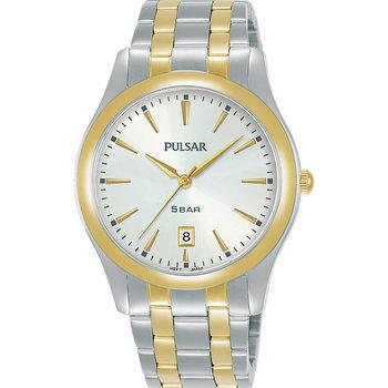 Relojes & Joyas Hombre Relojes analógicos Pulsar PG8314X1, Quartz, 38mm, 5ATM Oro
