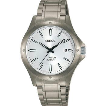 Relojes & Joyas Hombre Relojes analógicos Lorus RG873CX9, Quartz, 37mm, 10ATM Gris