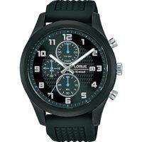 Relojes & Joyas Hombre Relojes analógicos Lorus RM385GX9, Quartz, 44mm, 10ATM Negro