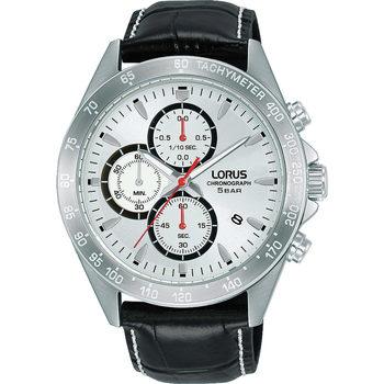 Relojes & Joyas Hombre Relojes analógicos Lorus RM371GX9, Quartz, 43mm, 5ATM Plata