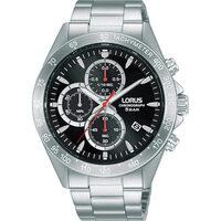 Relojes & Joyas Hombre Relojes analógicos Lorus RM363GX9, Quartz, 43mm, 5ATM Plata