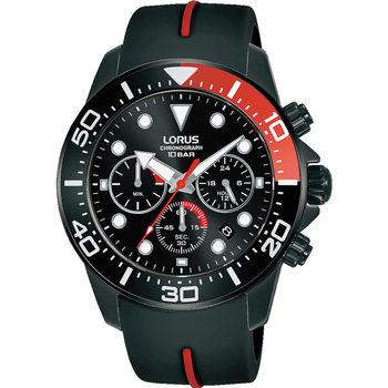 Relojes & Joyas Hombre Relojes analógicos Lorus RT347JX9, Quartz, 43mm, 10ATM Negro