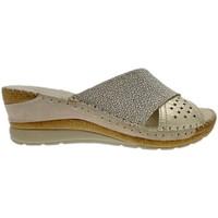 Zapatos Mujer Zuecos (Mules) Riposella RIP11246bei blu
