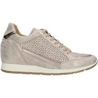 Zapatos Mujer Zapatillas bajas Enval 72771 Beige