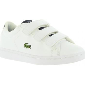 Zapatos Niños Multideporte Lacoste 34SPC0001 CARNABY Blanco