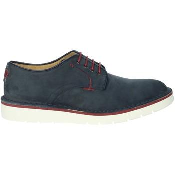 Zapatos Hombre Derbie Payo BK111 Azul