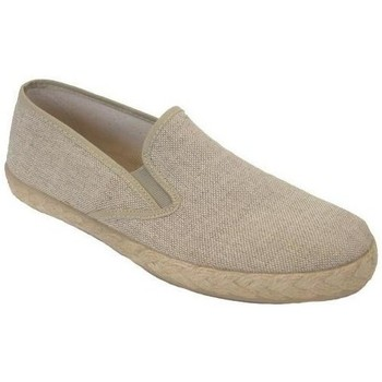 Zapatos Hombre Alpargatas Cbp - Conbuenpie Alpargatas XL de Yute para hombre by CBP Beige