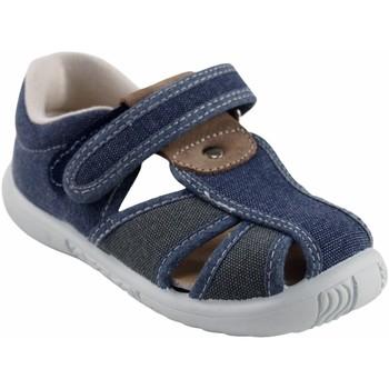Zapatos Niño Multideporte Vulca Bicha Lona niño  z1 azul Azul