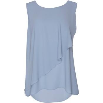 textil Mujer Tops / Blusas Lisca Top sin mangas Ensenada Azul