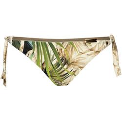 textil Mujer Bañador por piezas Lisca Bañador  de Ensenada anudado Verde Oscuro