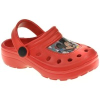 Zapatos Niño Zuecos (Clogs) Cerda PLAYA PISC NIÑO  ROJO Rojo