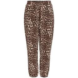 textil Mujer Pantalones Only PANTALON  HOPE LEO 15226221 Beige