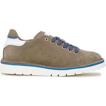 Zapatos Hombre Zapatillas bajas Café Noir C1TS6010 SABBIA