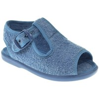 Zapatos Niño Pantuflas Batilas ZAPATILLAS NIÑO  AZUL Azul