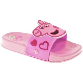 Zapatos Niña Chanclas Cerda PLAYA PISC NIÑA  ROSA Rosa