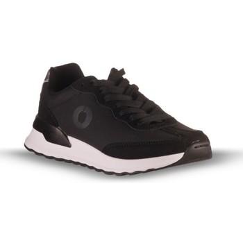 Zapatos Mujer Zapatillas bajas Ecoalf SHSNPRINC2560WS21 Zapatillas Mujer Negro Negro