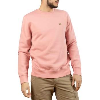 textil Hombre Sudaderas Klout SUDADERA BASICA ROSA Rosa