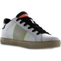 Zapatos Hombre Zapatillas bajas Crime London 11558PP3.10 Blanco