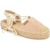 Zapatos Mujer Sandalias Ainy 2020-85 Beige