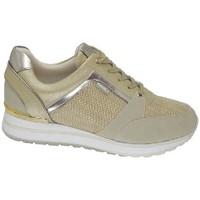 Zapatos Mujer Zapatillas bajas D'angela DBD19531 Sneakers Beige Beige