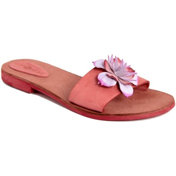 Zapatos Mujer Zuecos (Mules) Summery  Rosso