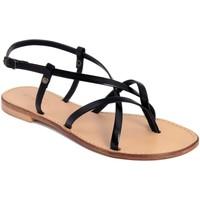 Zapatos Mujer Chanclas Summery  Nero