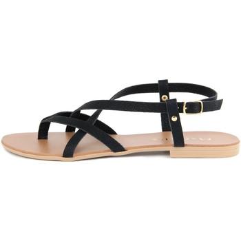 Zapatos Mujer Sandalias Mariella  Nero