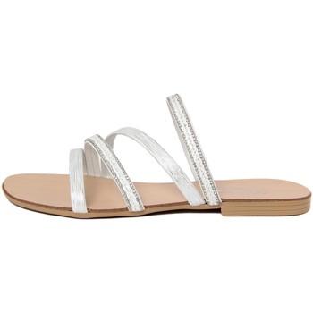 Zapatos Mujer Sandalias Mariella  Bianco