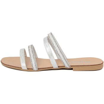 Zapatos Mujer Zuecos (Mules) Mariella  Bianco