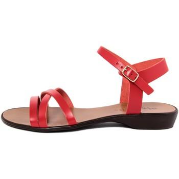 Zapatos Mujer Sandalias Mariella  Rosso