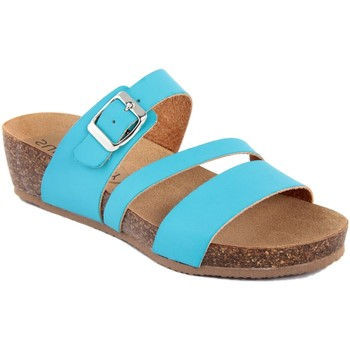 Zapatos Mujer Sandalias Summery  Blu