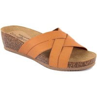 Zapatos Mujer Zuecos (Mules) Summery  Beige