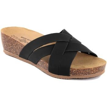 Zapatos Mujer Zuecos (Mules) Summery  Nero