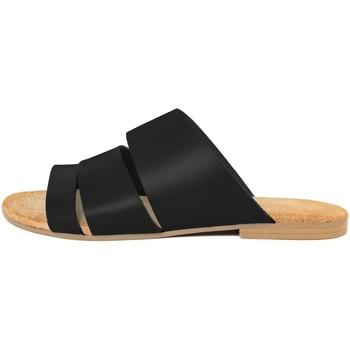 Zapatos Mujer Zuecos (Mules) Lionellaeffe Eccellenza Toscana  Nero