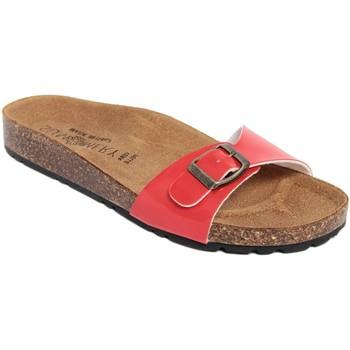 Zapatos Mujer Sandalias Summery  Rosso