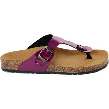 Zapatos Mujer Chanclas Summery  Bordeaux