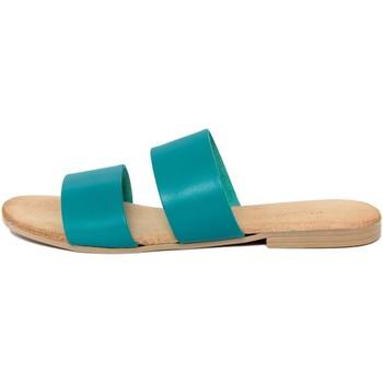 Zapatos Mujer Zuecos (Mules) Lionellaeffe Eccellenza Toscana  Blu