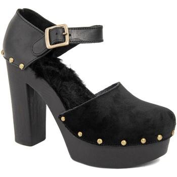 Zapatos Mujer Sandalias Marradini  Nero
