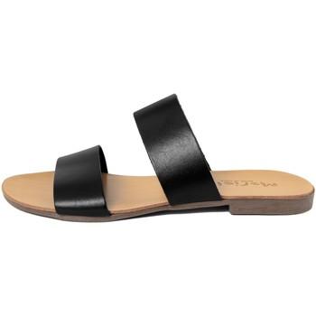 Zapatos Mujer Zuecos (Mules) Mariella  Nero