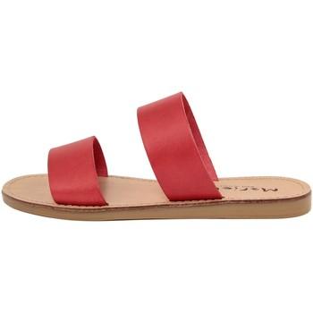 Zapatos Mujer Zuecos (Mules) Mariella  Rosso