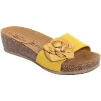Zapatos Mujer Sandalias Summery  Giallo