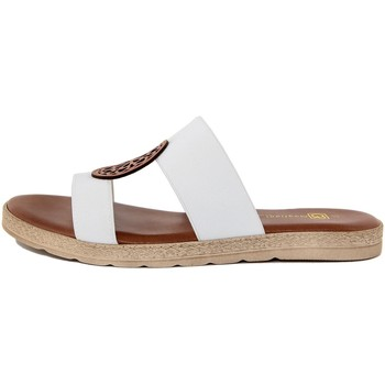 Zapatos Mujer Zuecos (Mules) Gagliani Renzo  Bianco